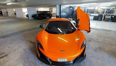McLaren 650s 3D Model