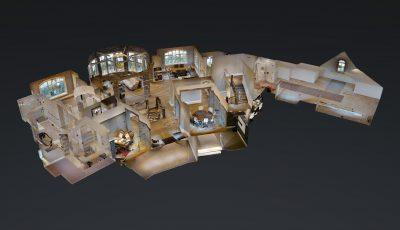 Wycliffe 3D Model
