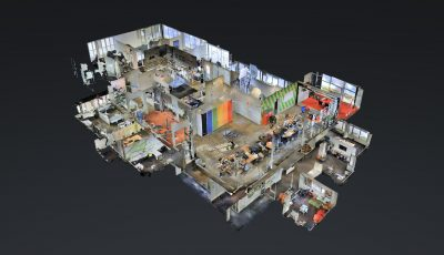 Grand Bureaux 3D Model