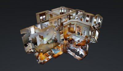 Victorian 3D Model